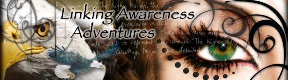 Linking Awareness Adventures