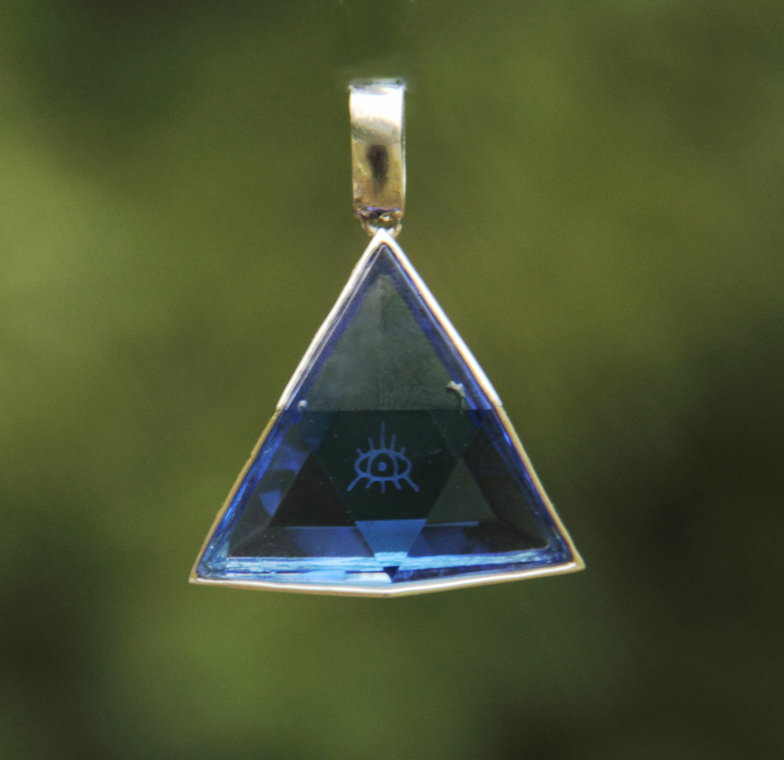 Linking awareness crystal pendant linking awareness adventures floating crystal 3 aloadofball Images