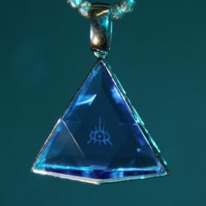 Hanging Crystal 5